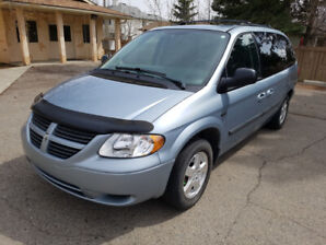 dodge grand caravan 2005 special edition stow and go excellent
