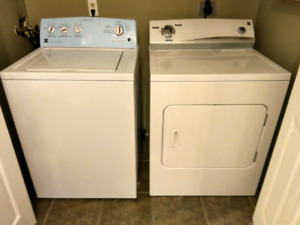 Selling (like new) washer and dryer - $400 OBO