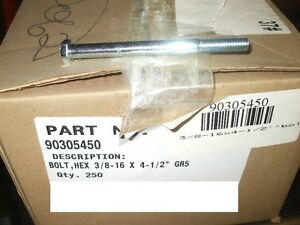 Various Size Bolts Kitchener / Waterloo Kitchener Area image 4