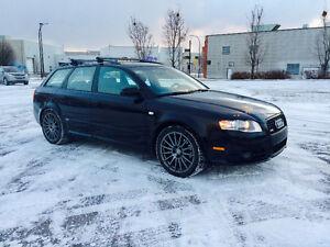 2007 Audi A4 Titanium wagon Familiale