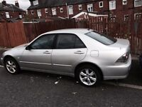 Lexus is200 spares