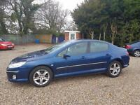 Peugeot 407 2.0HDi 136 2007MY SE, Nice Low Mileage Diesel Luxury Car