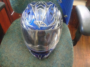 Vega Altura Full Face Motorcycle Helmet
