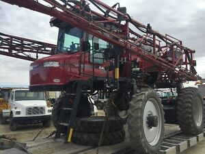 Used Case IH SPX3185 Sprayer