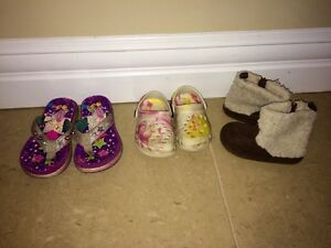 Girl shoes lot