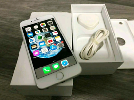 IPhone 6 in white 64 gig