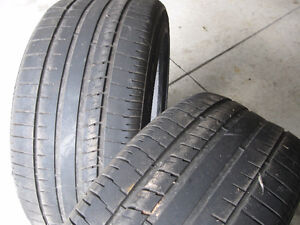 "2 eagle f1 tires 18"" Windsor Region Ontario image 4"