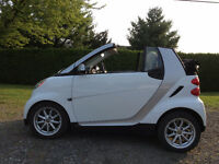 2008 Smart Fortwo Cabriolet