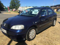 VAUXHALL ASTRA 1.6 - AUTOMATIC - 12 MONTHS MOT - NICE CLEAN CAR