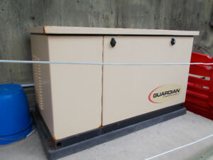 "GUARDIAN 13KW "" HOME"" ""COTTAGE"" ""BUSNESS"" ""MOBILE""  GENERATOR"