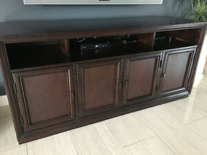 Solid wood high end cabinet