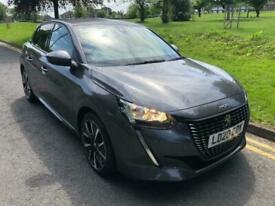 image for 2020 Peugeot 208 1.2 PureTech Allure EAT (s/s) 5dr Hatchback Petrol Automatic