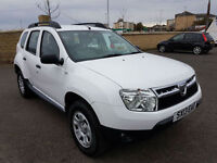 2013 DACIA DUSTER 1.5 dCi FULL SERVICE HISTORY LOW MILEAGE