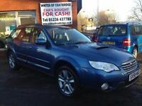 SUBARU OUTBACK BOXER 2.0D ( lth ) RE DIESEL FINANCE AVAILABLE