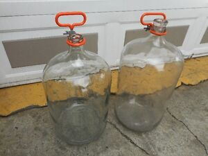 2 carboys