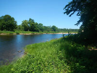 camp lots on the Little south west Miramichi