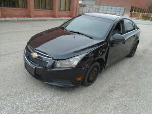 2011 Chevrolet Cruze Sedan - AUTOMATIC, AS-IS SPECIAL