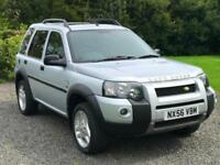 LAND ROVER FREELANDER TD4 HSE - FULL LEATHER - SAT NAV - HEATED SEATS