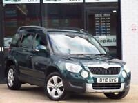 2010 Skoda Yeti 2.0 TDI CR SE 4x4 5dr