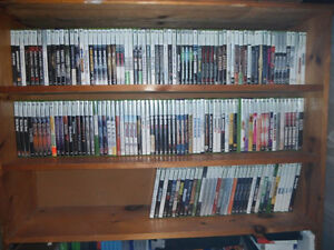 Lot of 174 Xbox 360 Games Great Titles Most VG to MINT