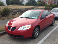 2006 Pontiac G6 gt Coupe (2 door) for parts only