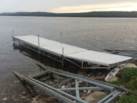 Naylor Dock - 36ft long by 6ft wide