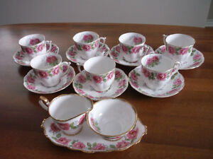LADY ALEXANDER ROSE CHINA PIECES