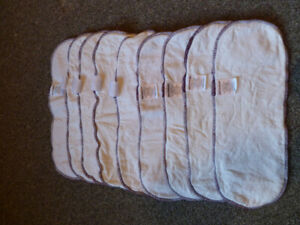 cloth diapers insert