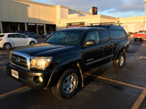 2010 Toyota Tacoma 4WD Access Cab V6 Manual Pickup Truck