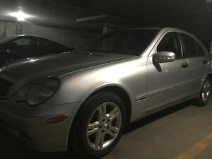2003 Mercedes-Benz NEED GONE