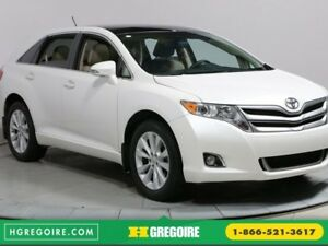 2015 Toyota Venza 4dr Wgn AWD CAM RECUL GR ELECT TOIT OUVRANT BL