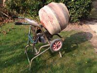 Barrow mix mixer 2002