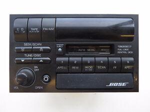 Infinity Q45 1994-1997 Bose Radio Player OEM PN9556Q