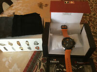 Tissot Seastar automatic and Tissot T-Race for sale