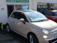 Fiat 500 1.2 2014MY LOUNGE ** INSURANCE WRITE OFF **