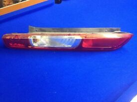 Ford Focus rear light 05 to 07