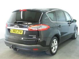 POOR CREDIT? NEED A CAR? Ford S-MAX 2.0 TDCi Titanium 60-2010 (Diesel) 7 Seater