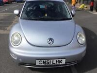 2001 Volkswagen Beetle 2.0 September 18 mot cheap runaround