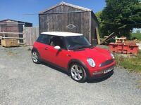 2001 Mini Cooper 1.6