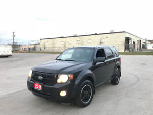 2011 Ford Escape XLT, 4WD, Auto, 3 years warranty available