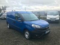2016 Fiat Doblo 1.3 Multijet 16V SX Van Start Stop PANEL VAN Diesel Manual