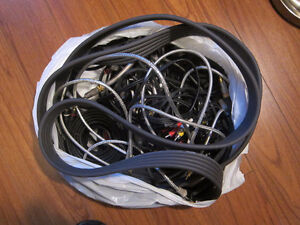Cables - Video, Audio, HDMI, Component, RCA, and more