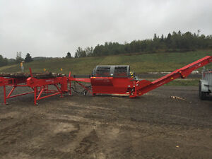 Hakki Easy 38 Most Popular firewood processor Commercial Users