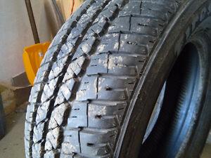 Summer tire 205/65/R15 (4pcs)