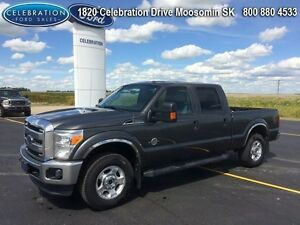 2015 Ford F-250 Super Duty XLT  LOW KMS!