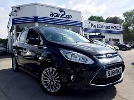 Ford C-Max TITANIUM TDCI 1.6 DIESEL MANUAL