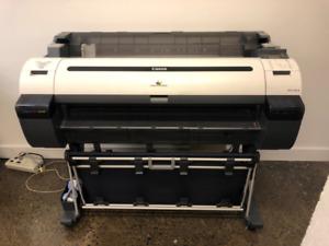 Imprimante à plan - Canon iPF760