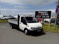 2006 Ford Transit 2.4TDCi ( 137PS ) 2004.75MY 350 LWB Extended Frame