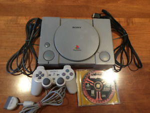 Sony PlayStation 1 (Fat Console)