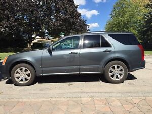 2008 Cadillac SRX4 AWD Low Kms. One Owner.